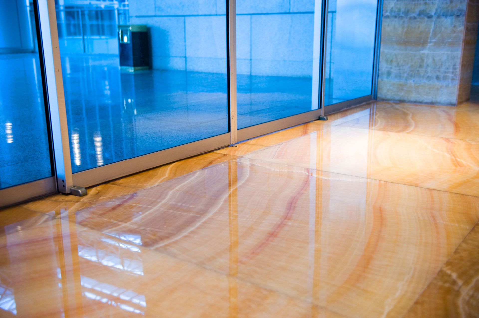 Sound Cleaning Commercial Floor Stripping Waxing Services Company